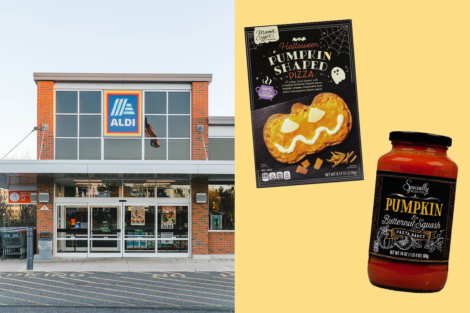 Aldi Just Leaked Info on Dozens of New Items That Will Hit Stores in October