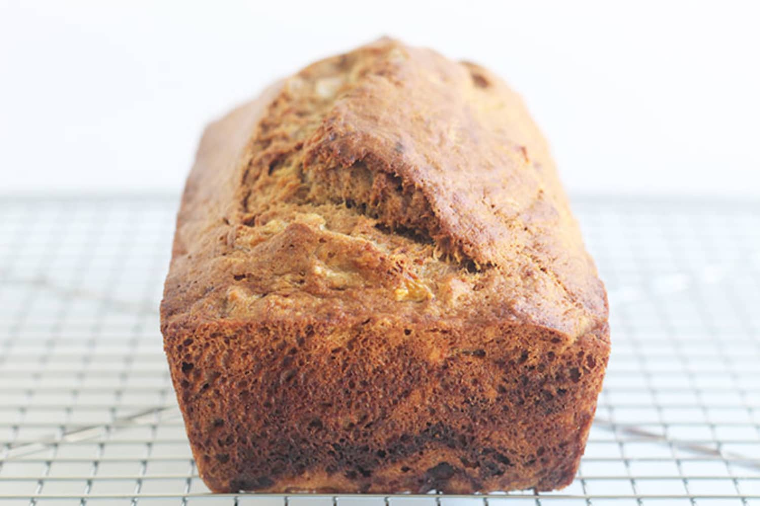 This Lower-Sugar Banana Bread Will Quickly Become a Household Favorite