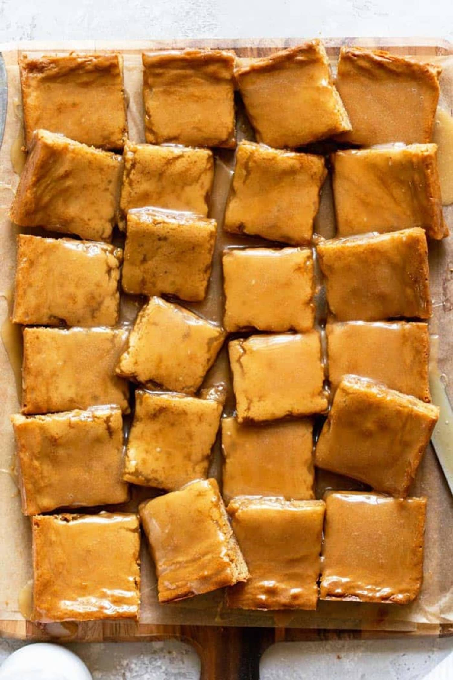 Make These Brown Butter Maple Blondies Your Next Fall Baking Project