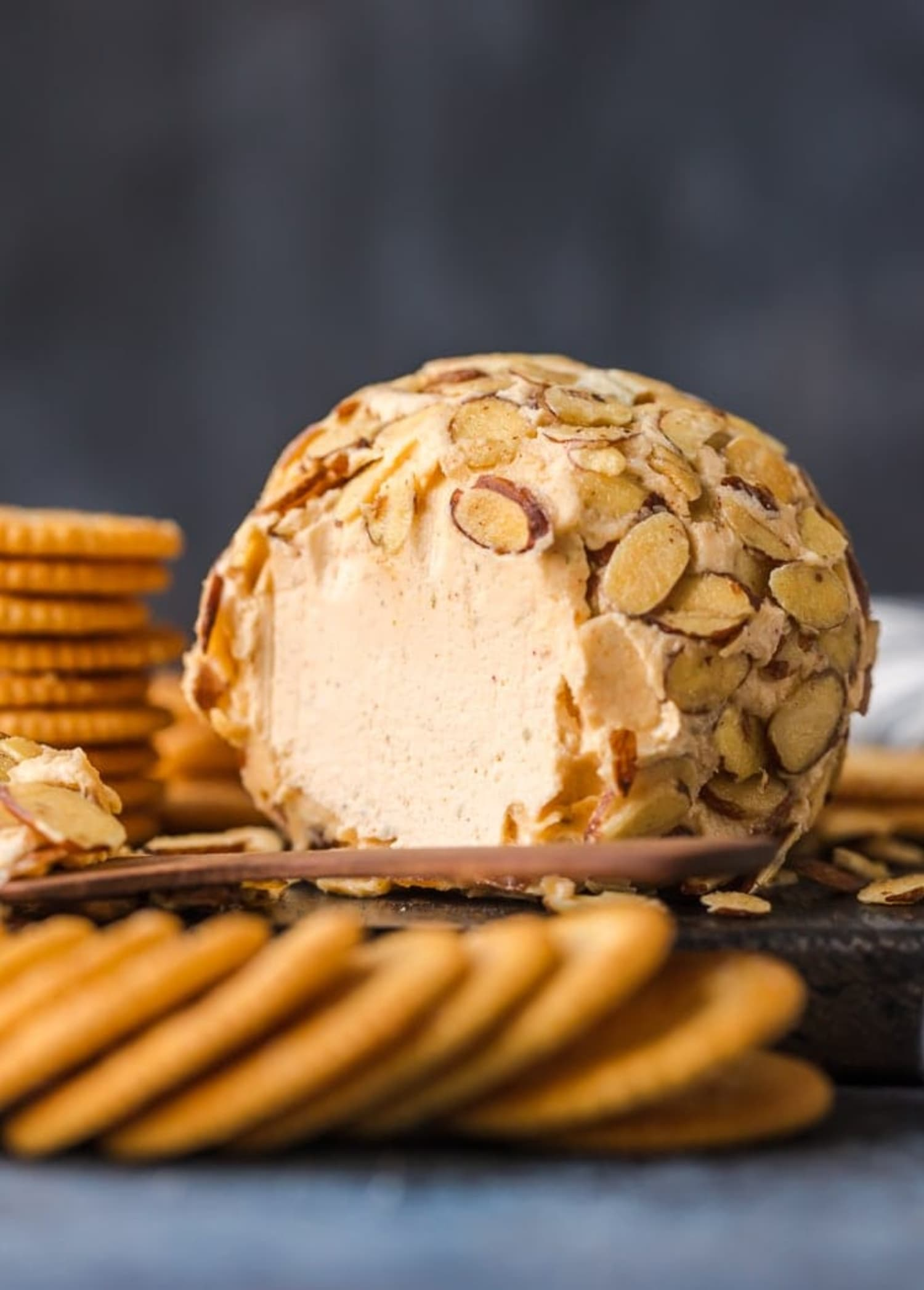 This Classic Cheese Ball Is the Best Thing to Happen to a Plate of Crackers