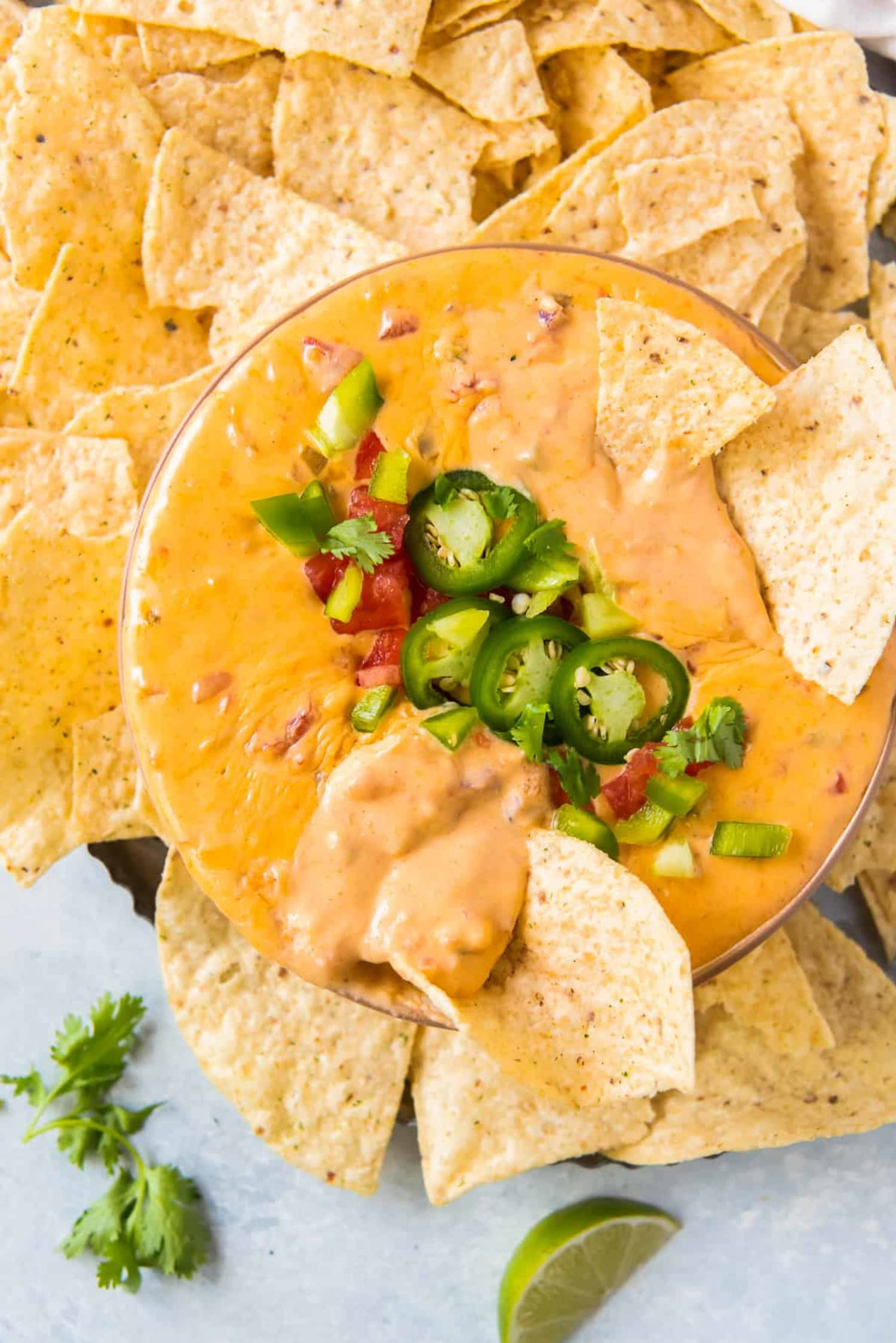 This Instant Pot Queso Dip Is Absolutely Foolproof