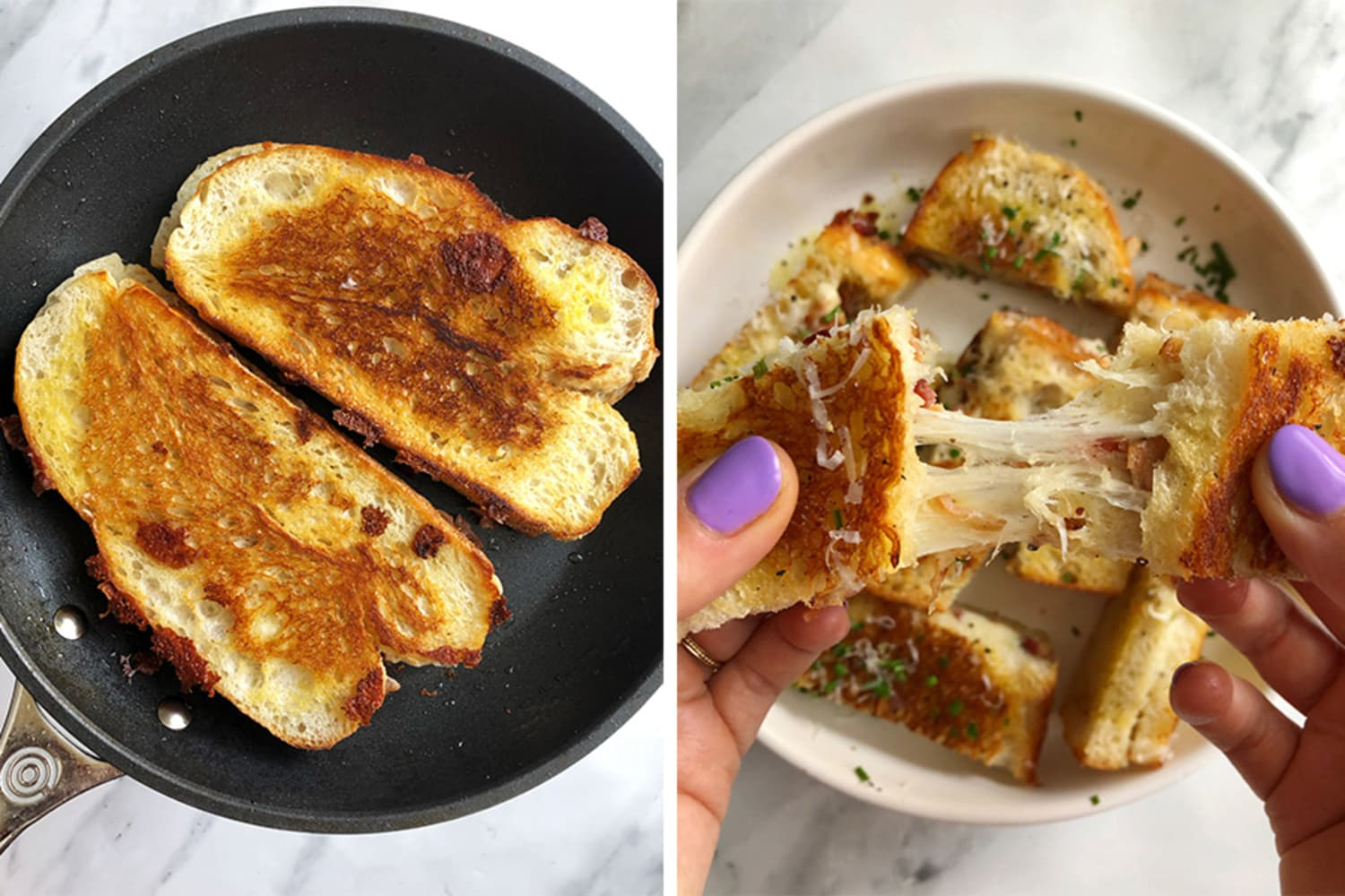 I Tried the Winner of Trader Joe's Grilled Cheese Contest (There Were 1,700 Submissions)