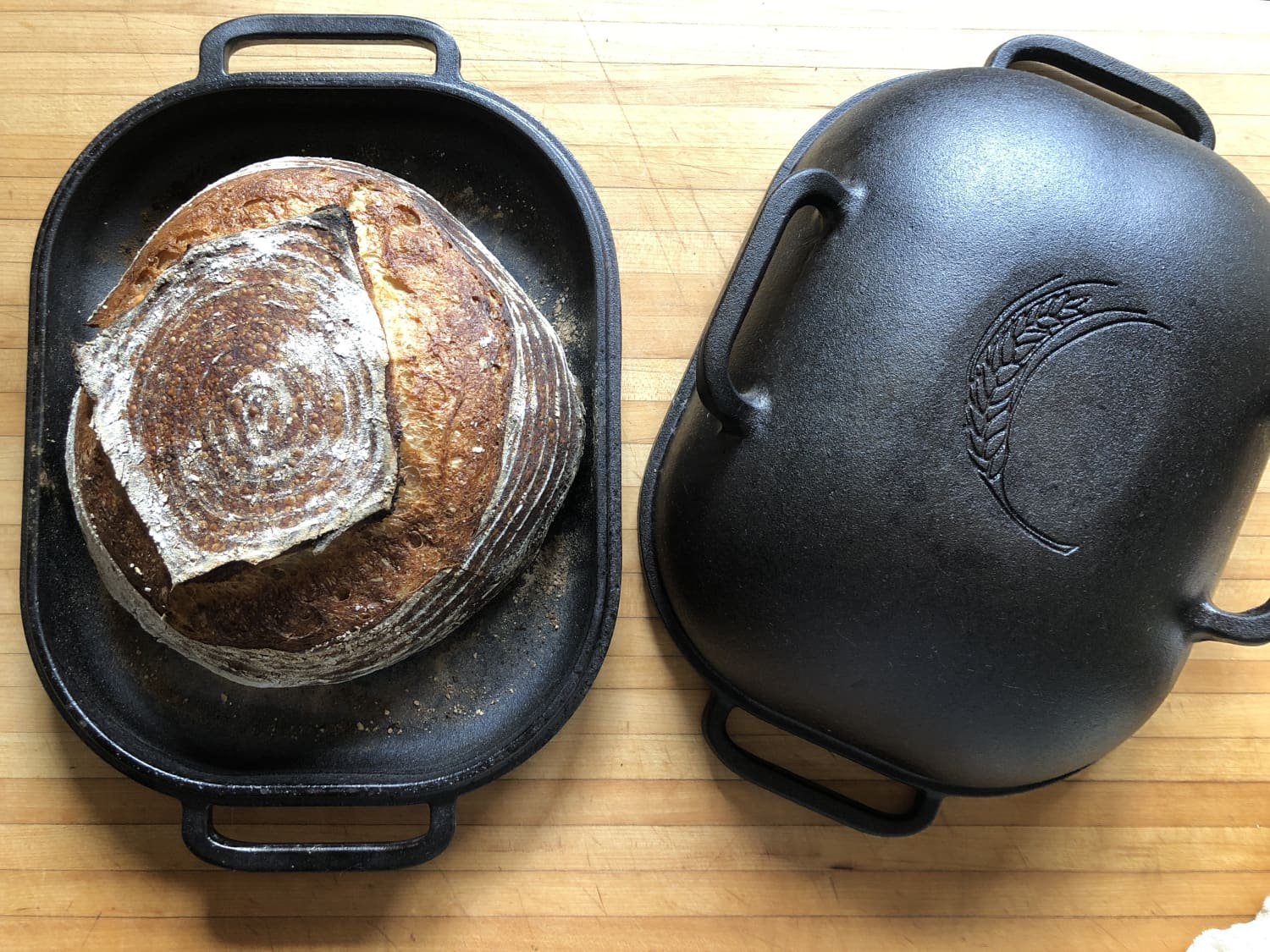 Meet the Seriously Awesome Pan That Bakes Bread Way Better than a Dutch Oven