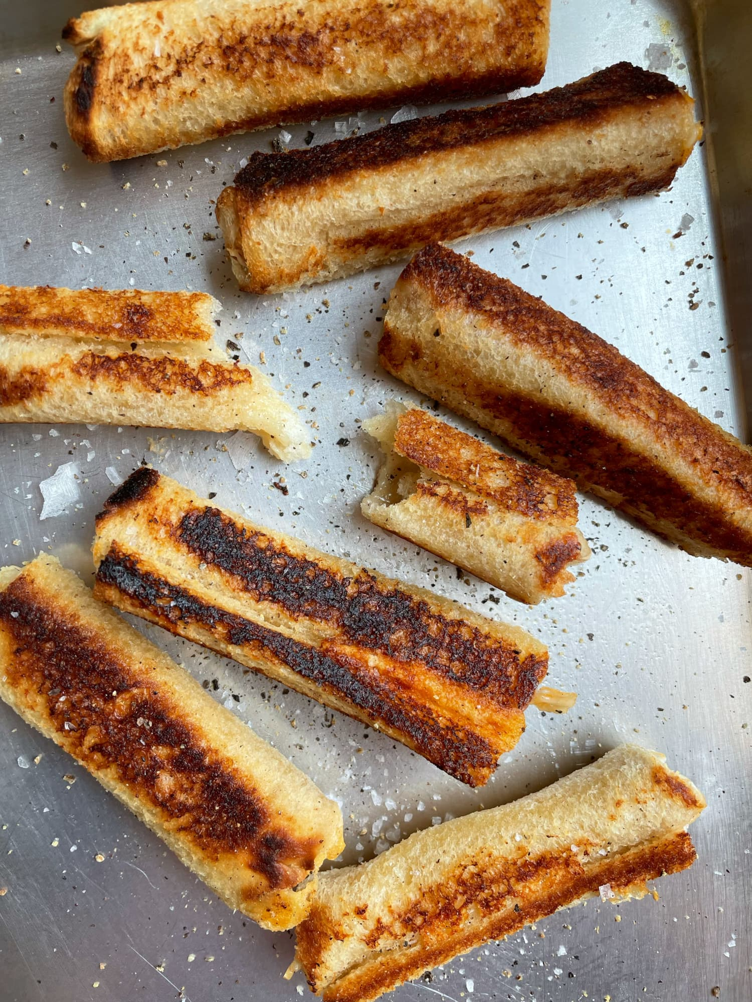 Grilled Cheese Roll-Ups Are a Crispy, Gooey Treat for Kids (or Adults)