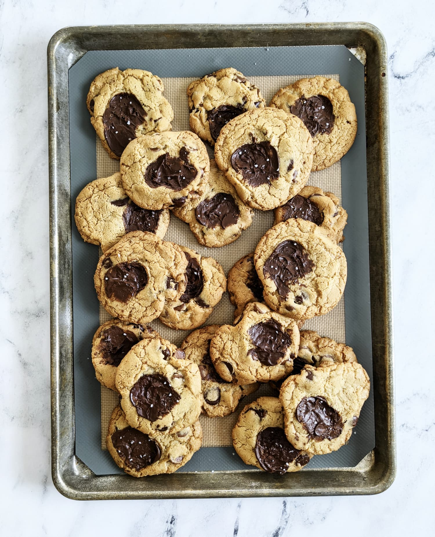 This Popular Chocolate Chip Cookie Recipe Has One Super-Smart Tip That Anyone Can Steal