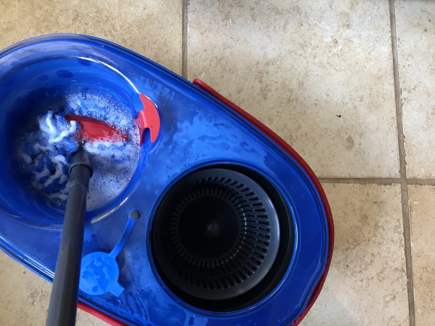 I Tried the Smart New Mop System That Keeps the Clean and Dirty Water *Totally* Separate