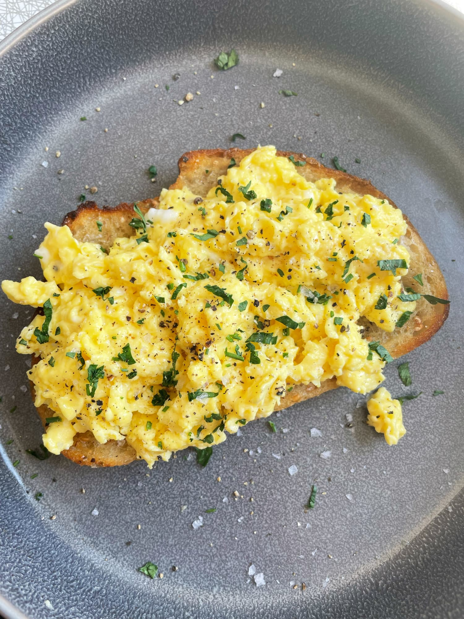 I Tried Mayoneggs and They're My New Favorite Scrambled Eggs