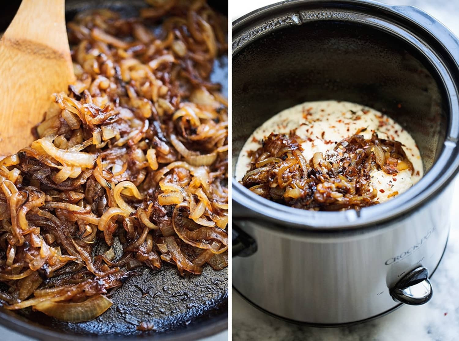 Slow Cooker Caramelized Onion Dip Sounds Too Good to Be True (but It's Real!)