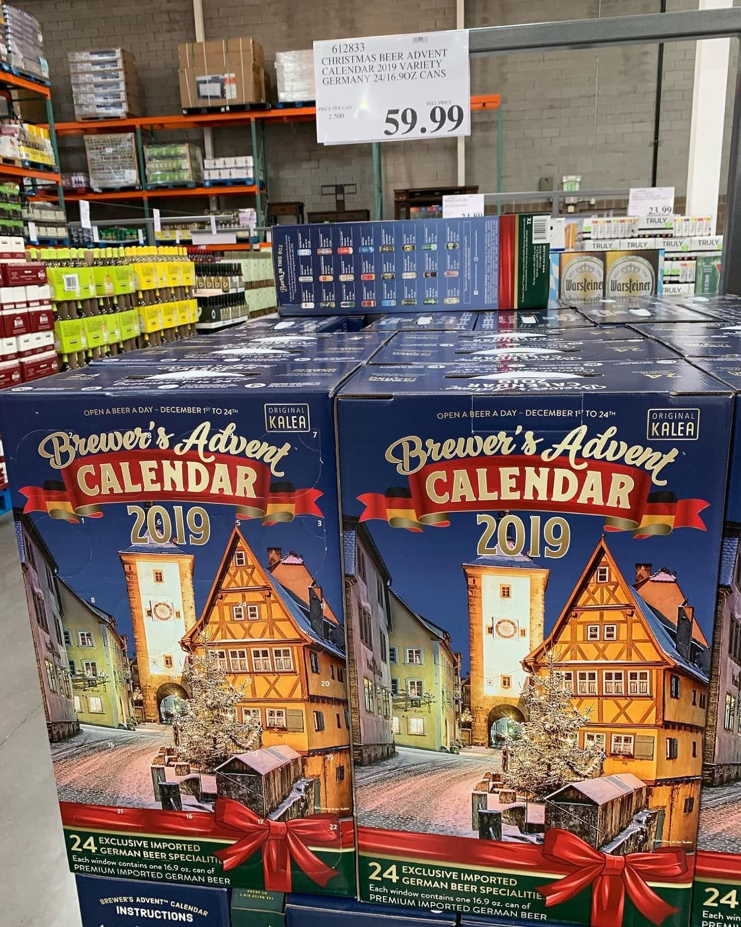 Costco Is Now Selling a German Beer Advent Calendar (and Yes, We Need One!)