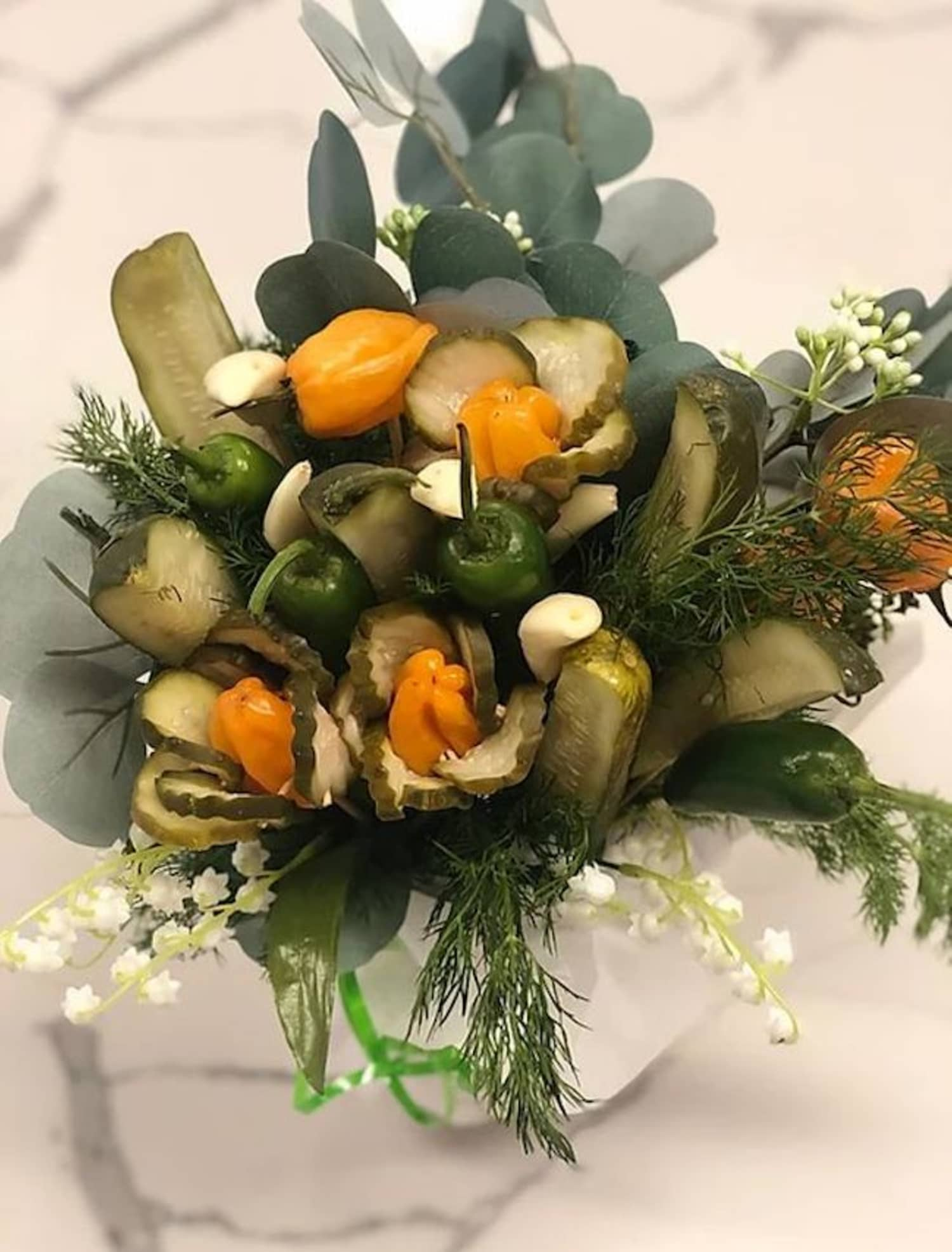 Forget Flowers, Get Your S.O. a Bouquet of Pickles for Valentine's Day