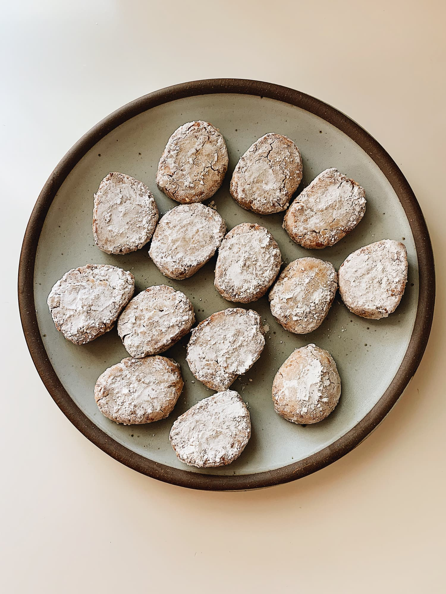 This Unassuming Italian Almond Cookie Is My Favorite Holiday Treat (and It Somehow Doesn't Have Any Butter!)