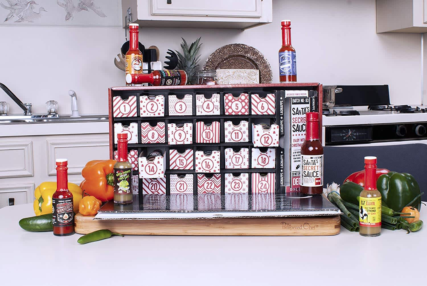 This Popular Hot Sauce Advent Calendar Is for Spice-Lovers Only