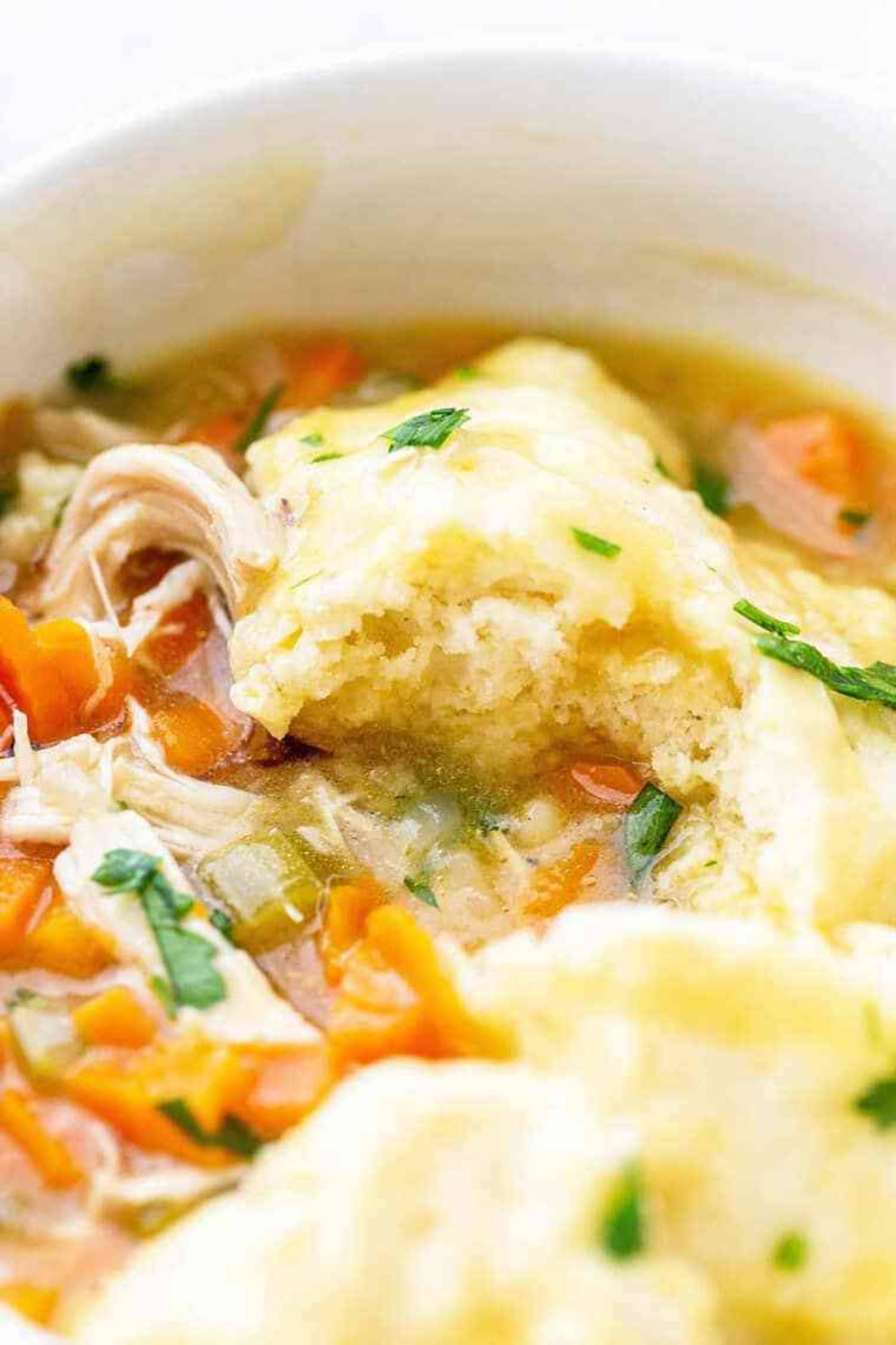 Make Southern Chicken and Dumplings If You Want to Feel Cozy