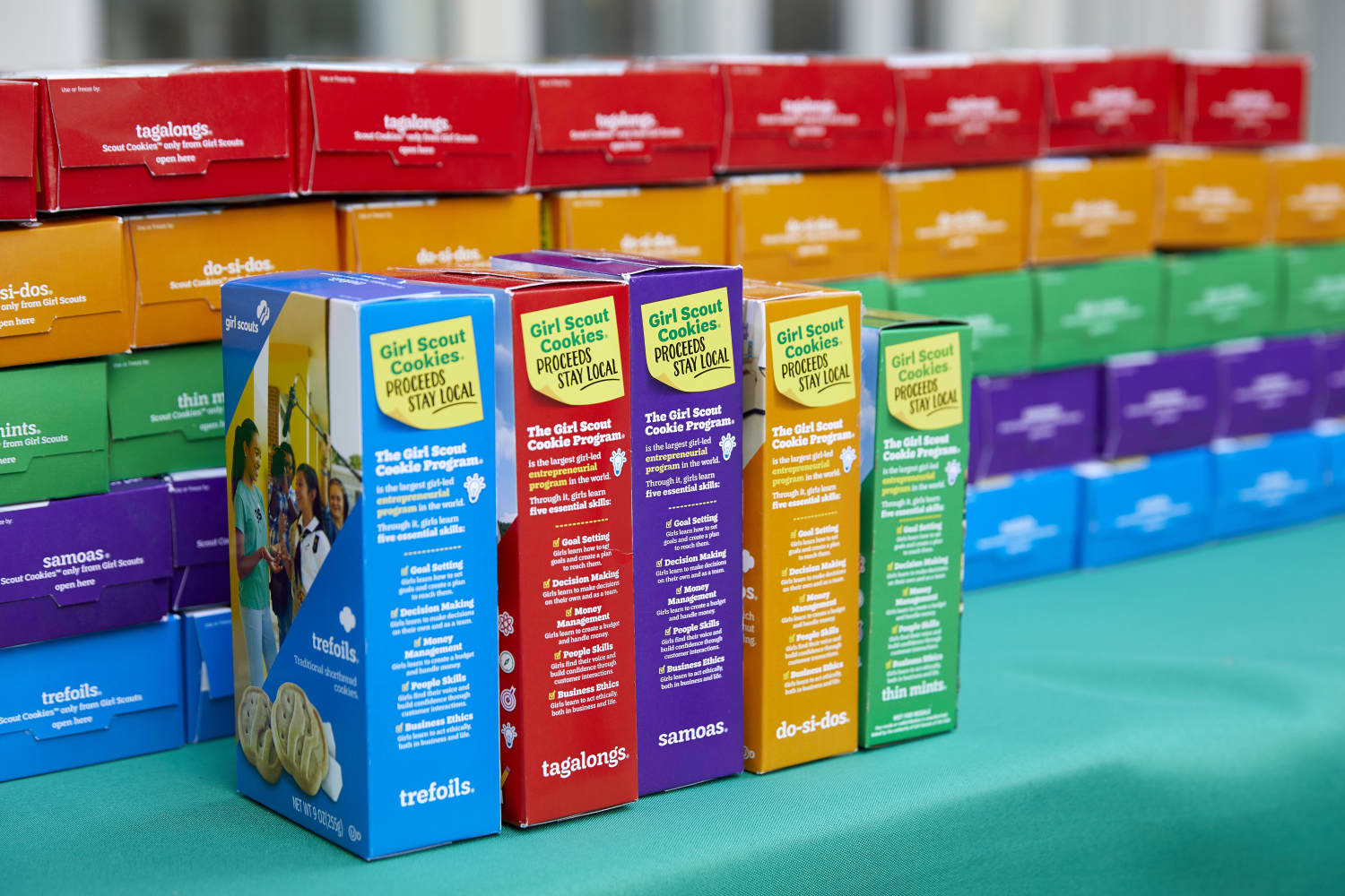 Here's What You Need to Know About the BRAND NEW Girl Scout Cookie