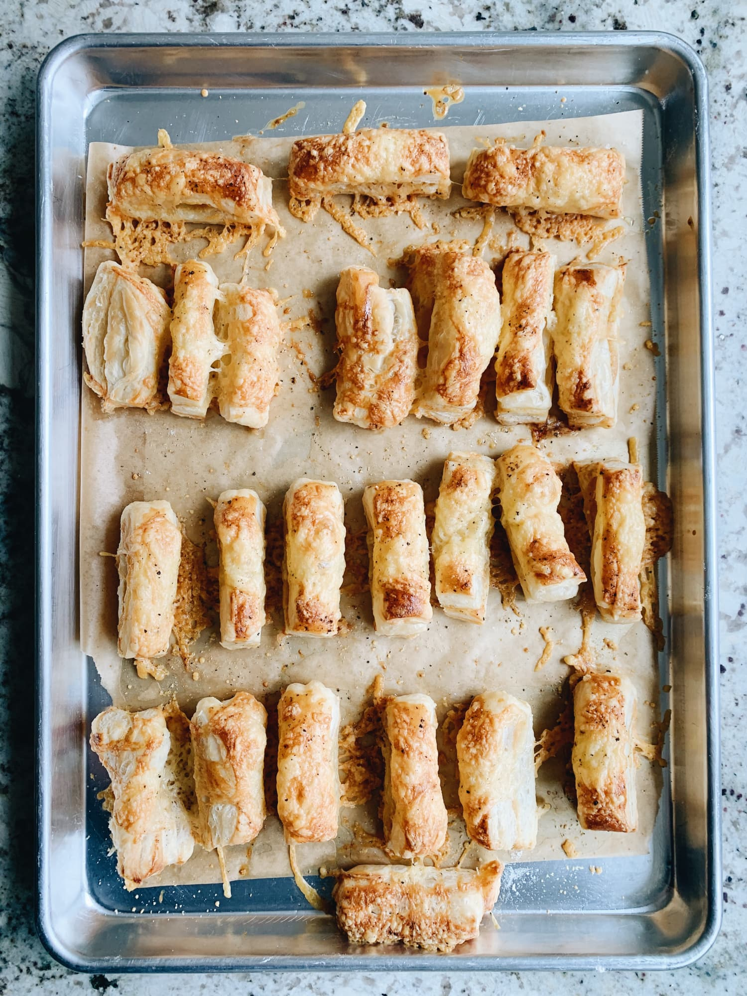 Ina Garten's Cheesy Puff Pastry Batons Are So Good, I've Made Them Every Single Week of Quarantine