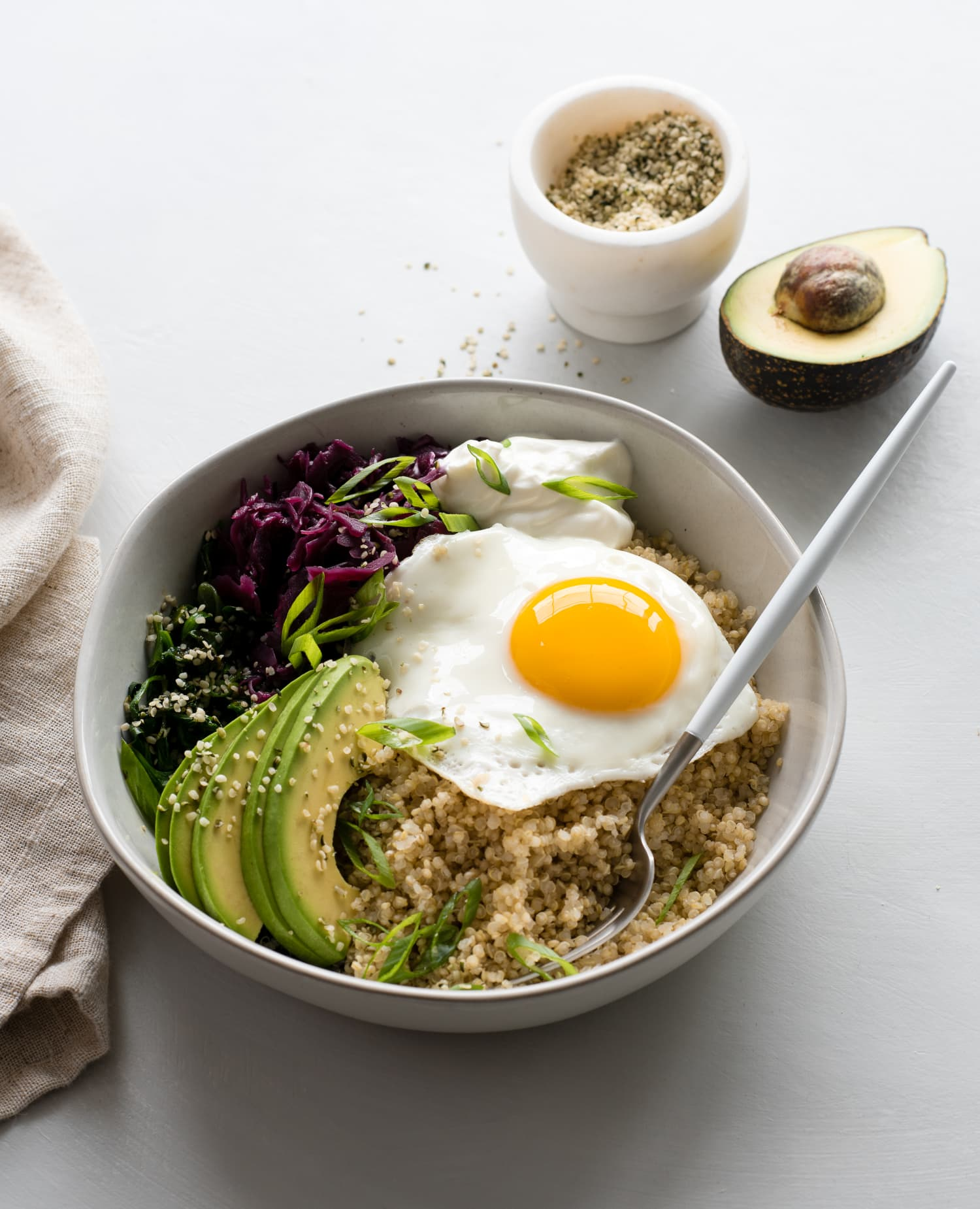 This Probiotic Breakfast Bowl Is the Best Way to Start the Day, Month, and Year
