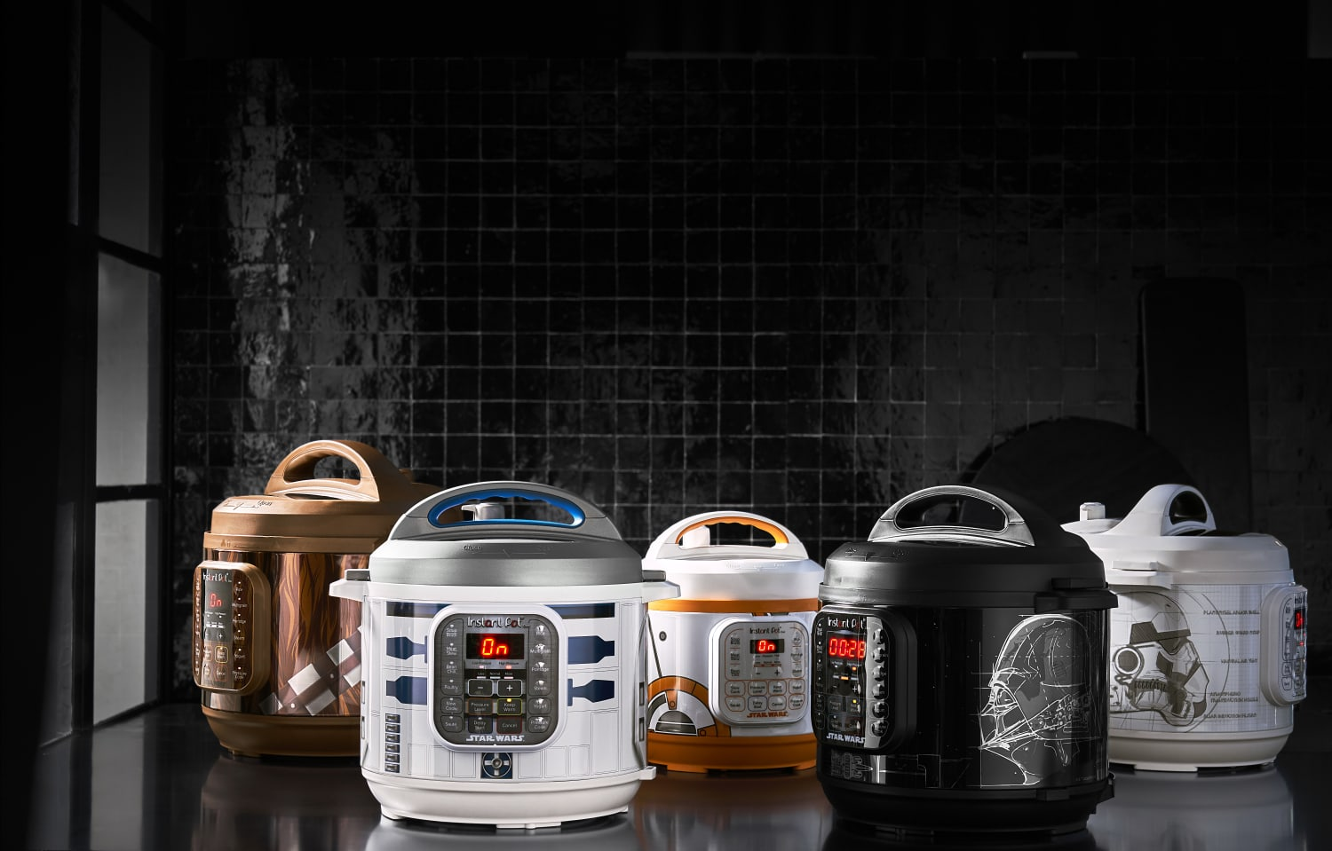 Instant Pot Has a New Star Wars Collection and the Force Is Strong with This One