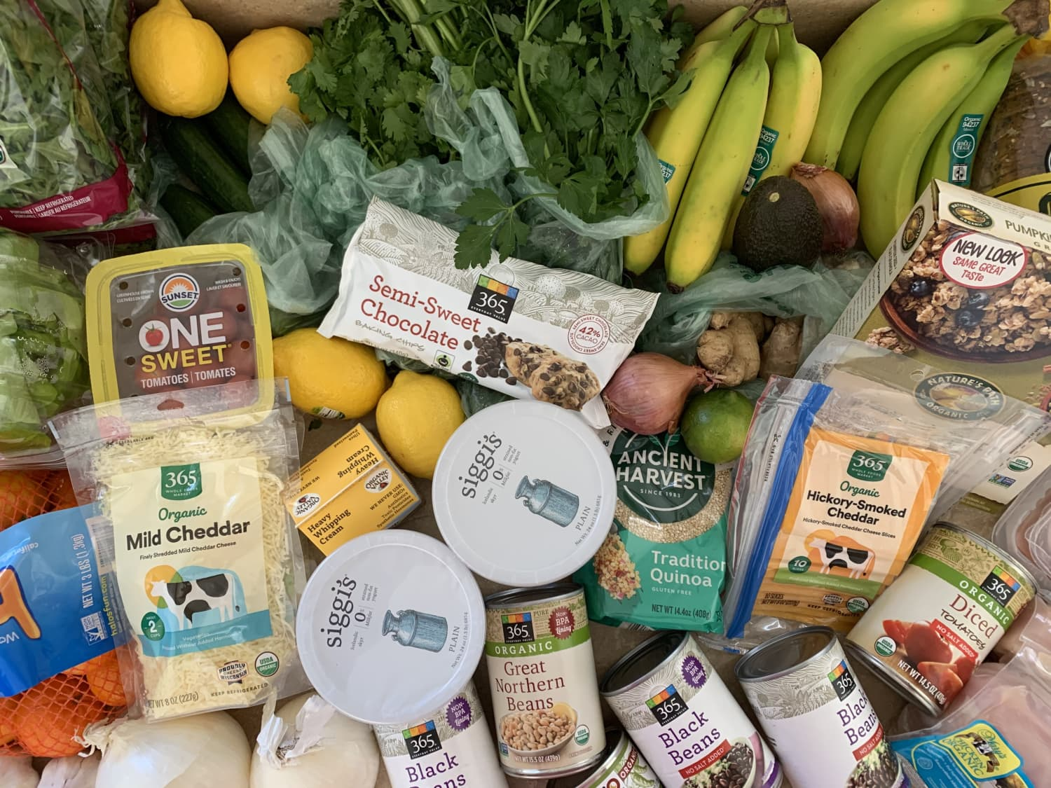 How I Shop and Meal Plan for 2 Weeks' Worth of Groceries
