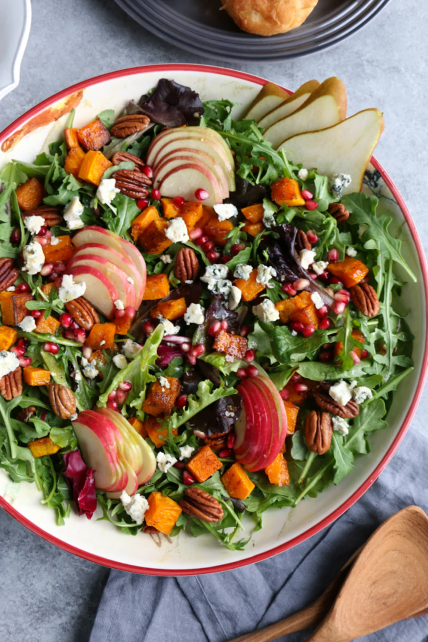 This Roasted Squash and Apple Salad Is Your New Favorite Lunch
