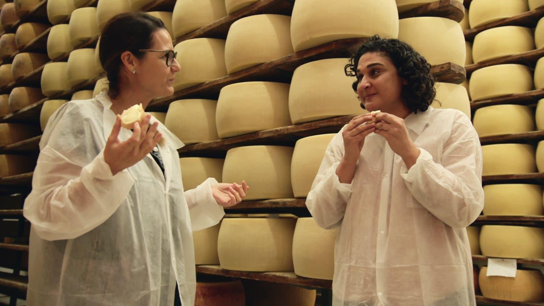 "No, There Won't Be a Second Season of ""Salt Fat Acid Heat"" on Netflix, Says Samin Nosrat"