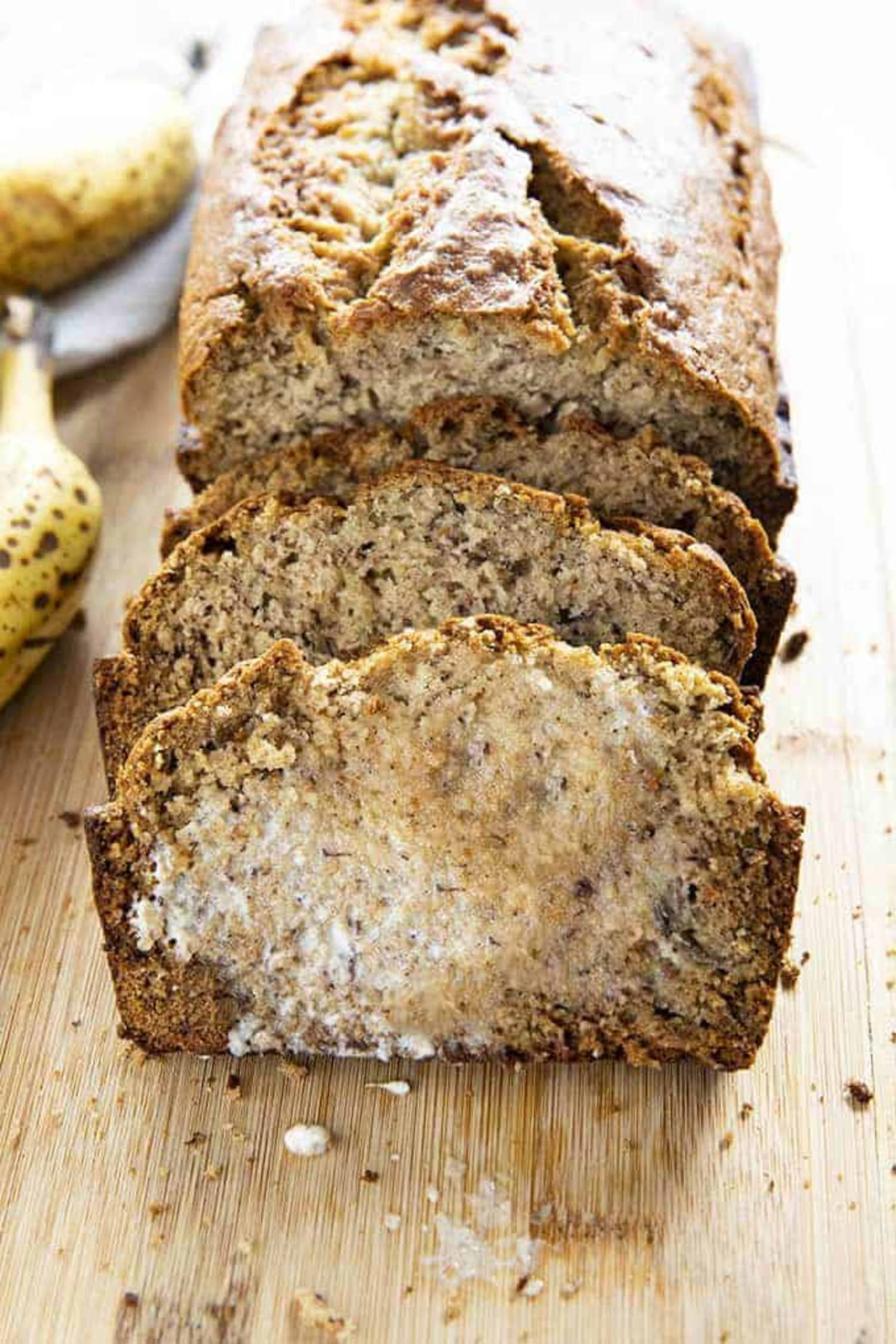 The Top 5 Banana Bread Recipes on Pinterest Right Now
