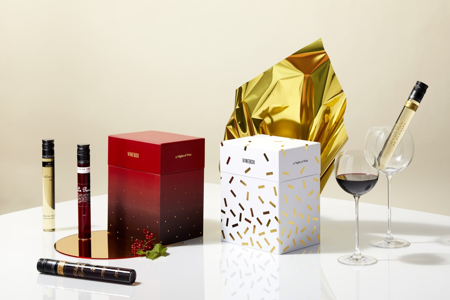 Vinebox's Super-Popular 12 Nights of Wine Advent Calendar Is Now Available for Pre-Order