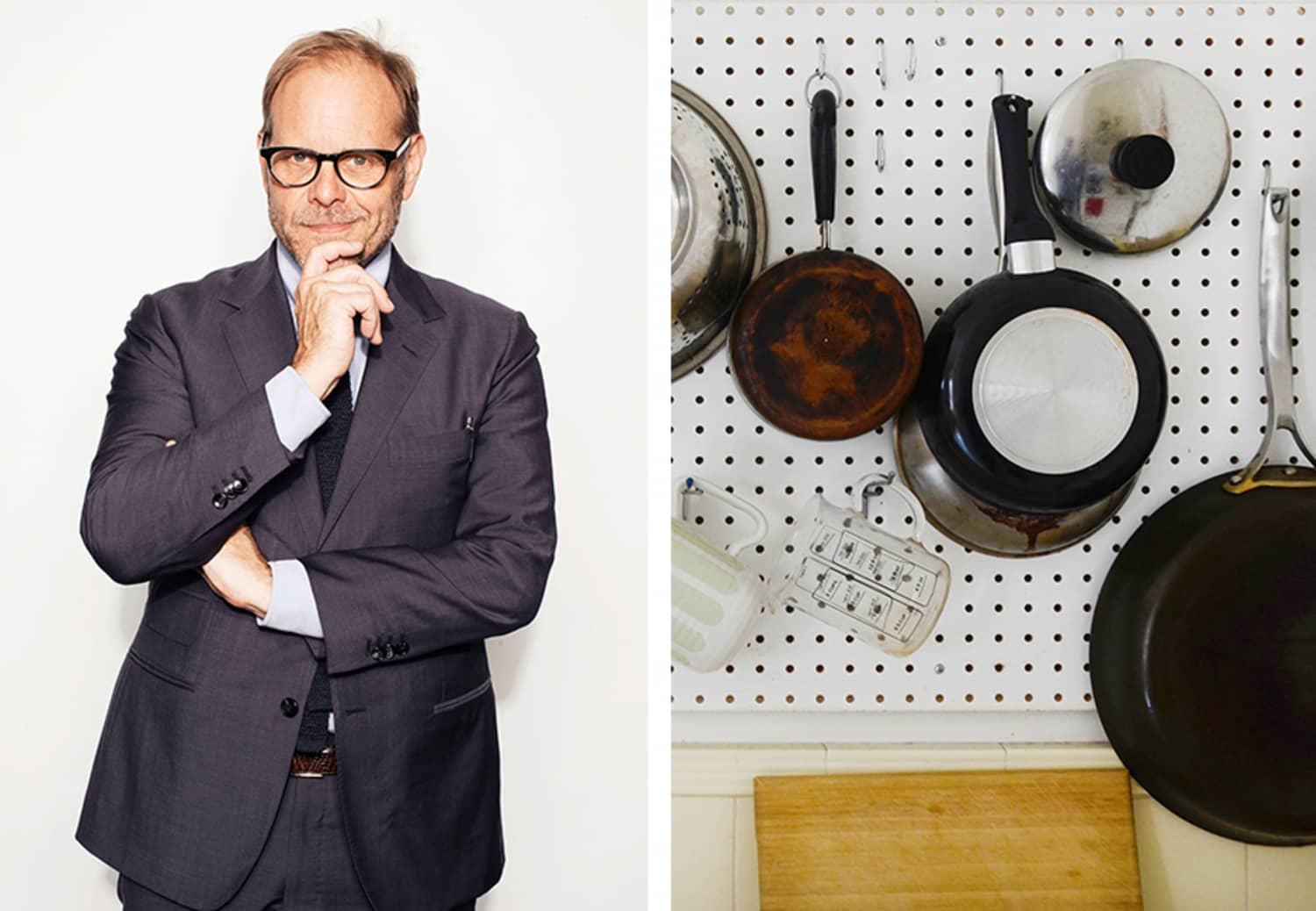 The $210 Pan That Alton Brown Is Currently Obsessed With