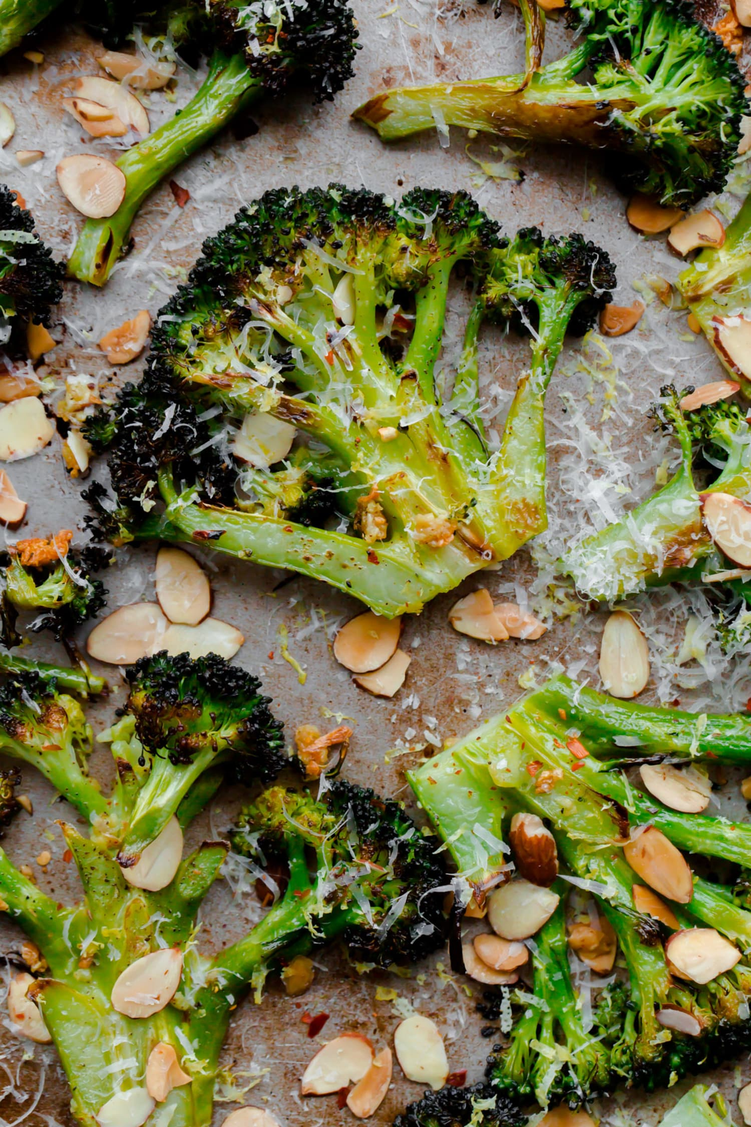 The Roasted Broccoli Recipe That Will Impress the Biggest of Veggie-Haters