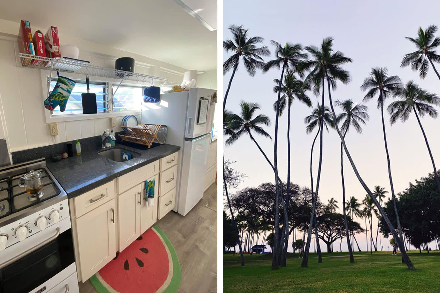 I Moved to Hawai'i with Just 3 Suitcases — Here Are the 10 Kitchen Essentials I Brought with Me