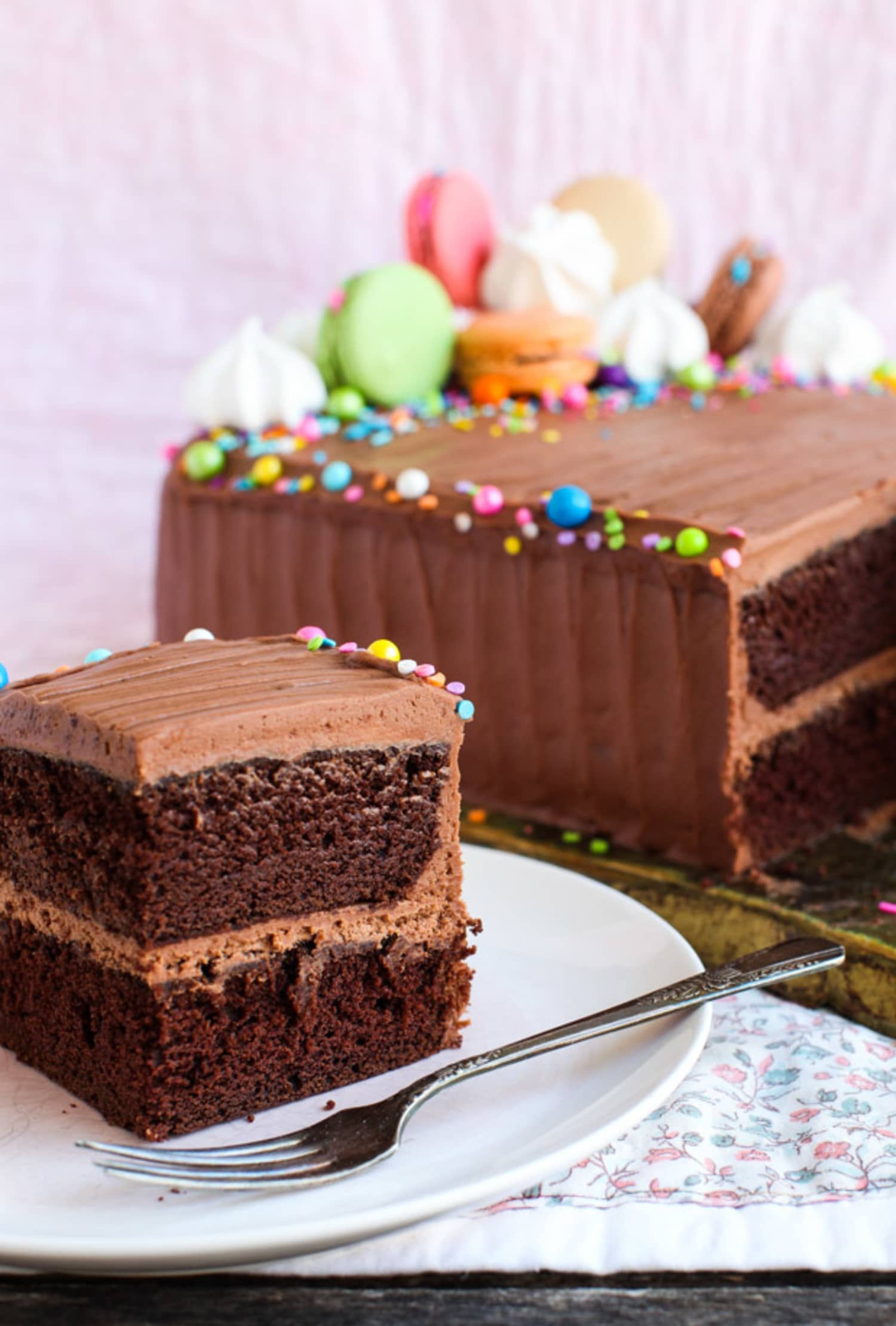 This Is the Chocolate Cake That Saved My Christmas