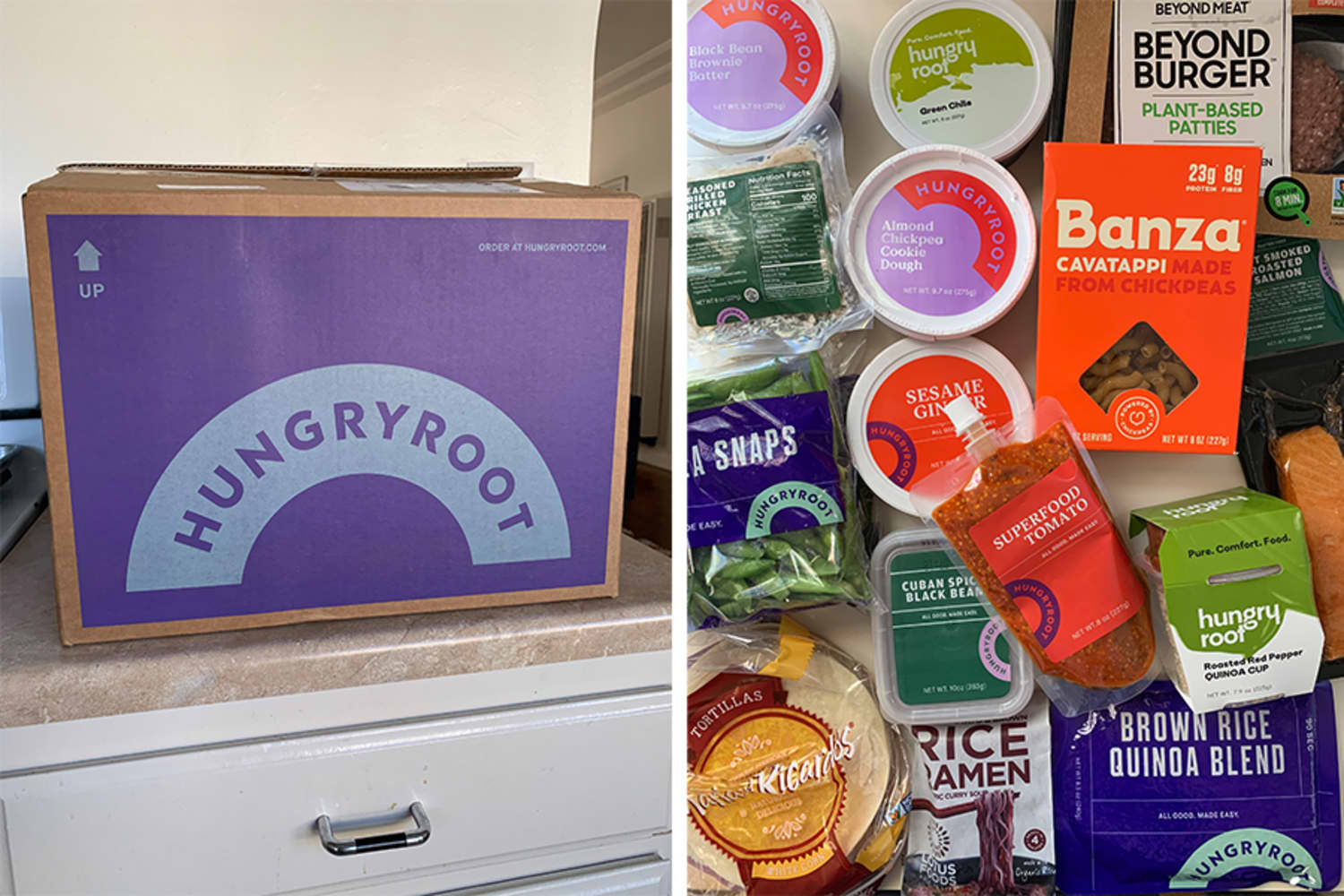 Hungryroot Is Like No Meal Kit Service You've Had Before, and That's Why It's the Best