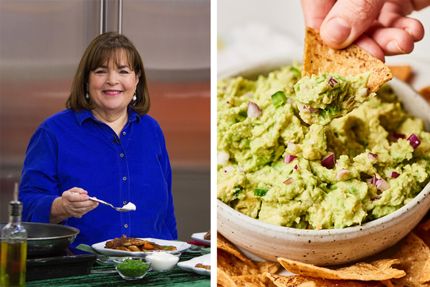 Today Is National Avocado Day! Here's 3 Great Recipes to Make from Ina Garten.