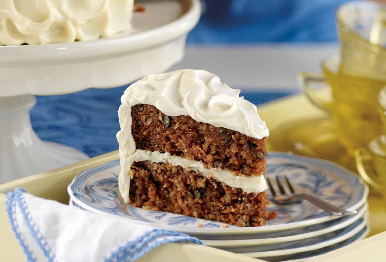 This Famous Carrot Cake Is the Star of Any Dessert Table
