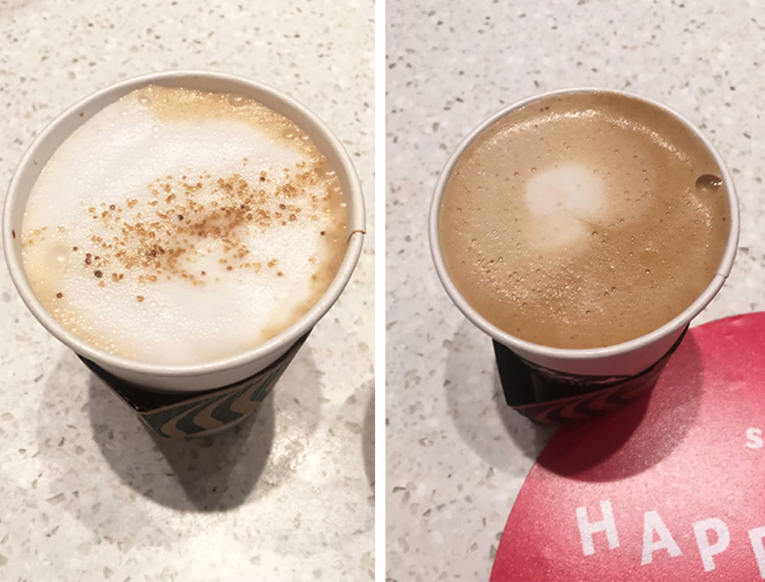 I Tried the Two NEW Starbucks Drinks on the Permanent Menu — Here's Which One I Liked More