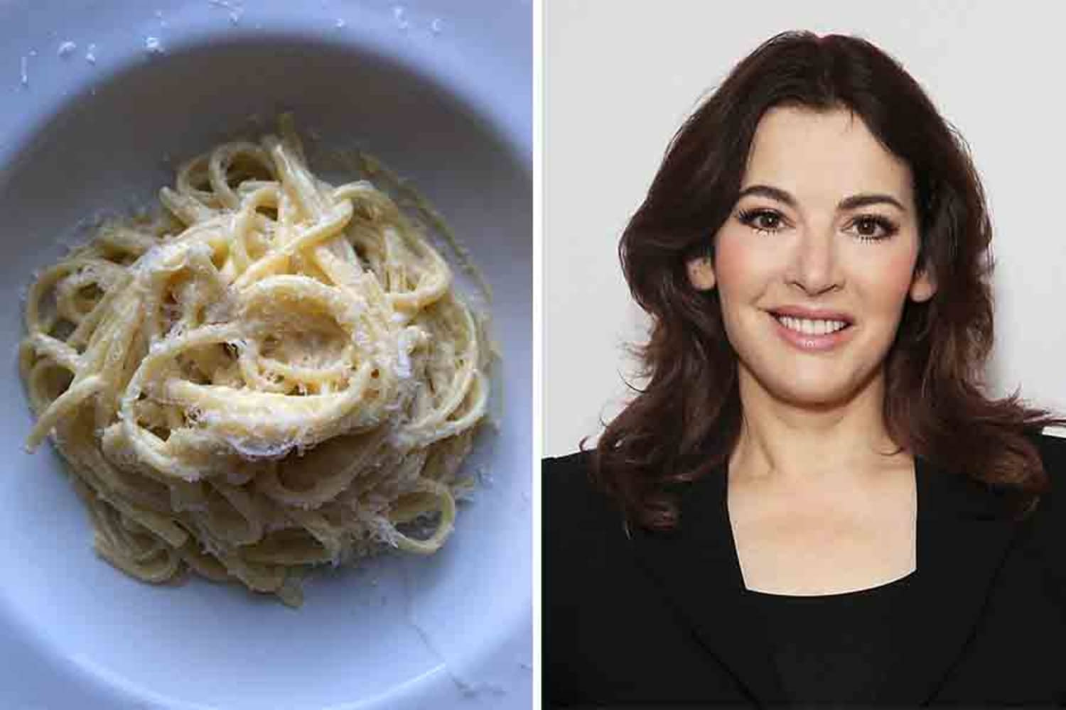 Nigella Lawson's Lemon Linguine Is the Carby, Creamy, Cheesy Recipe That Reminds Me How Much I Love Cooking