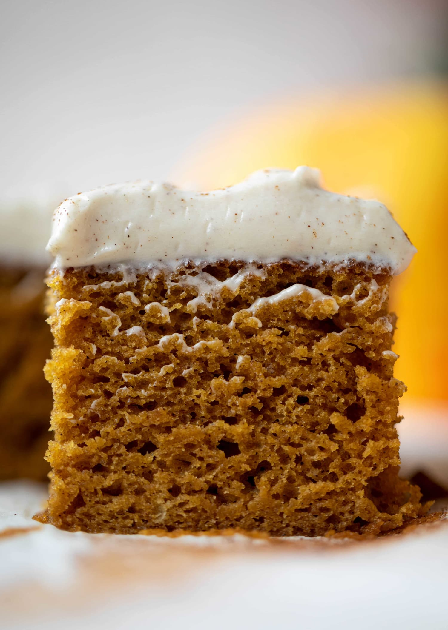You Need to Try This Pumpkin Sheet Cake with Cinnamon Cream Cheese Frosting ASAP