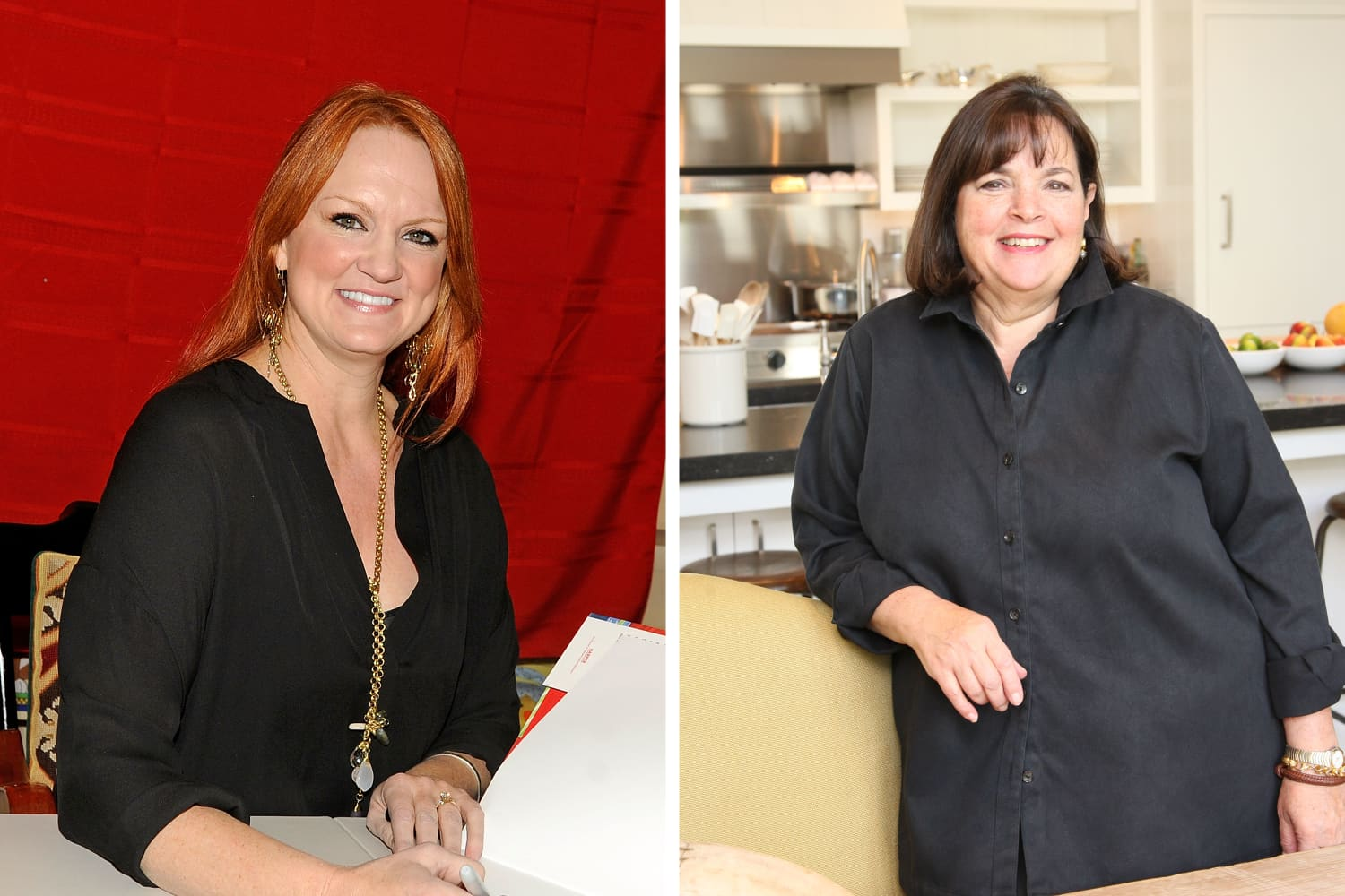 Just Like You, Ree Drummond Also Wants to Hang Out with Ina Garten