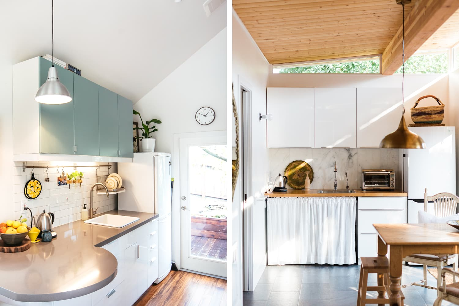 10 of the Most Popular Tiny Kitchens from Our Friends at Apartment Therapy