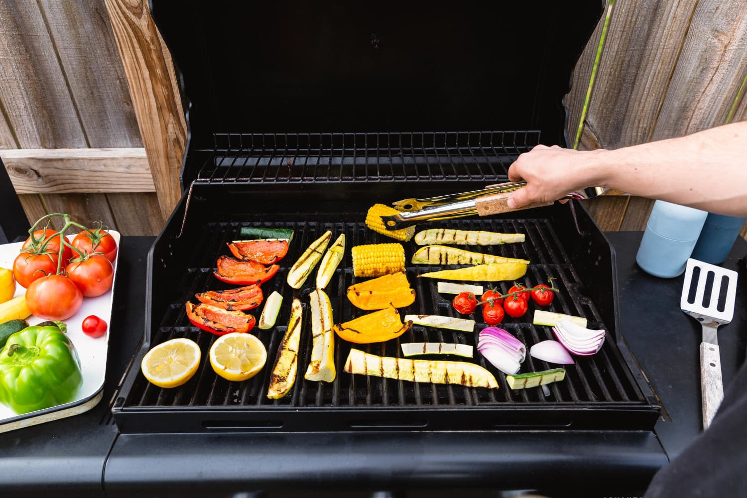 Here's How To Get Your Gas Grill Ready for the Season