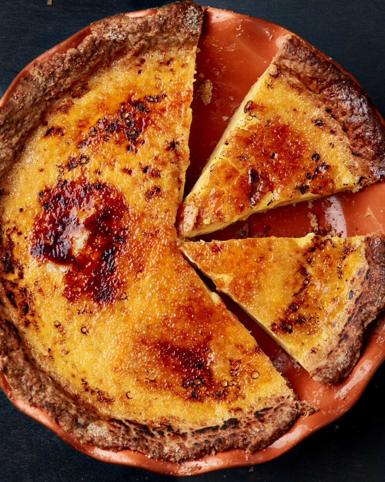 Crème Brûlée, Meet Pie — And Live Happily Ever After