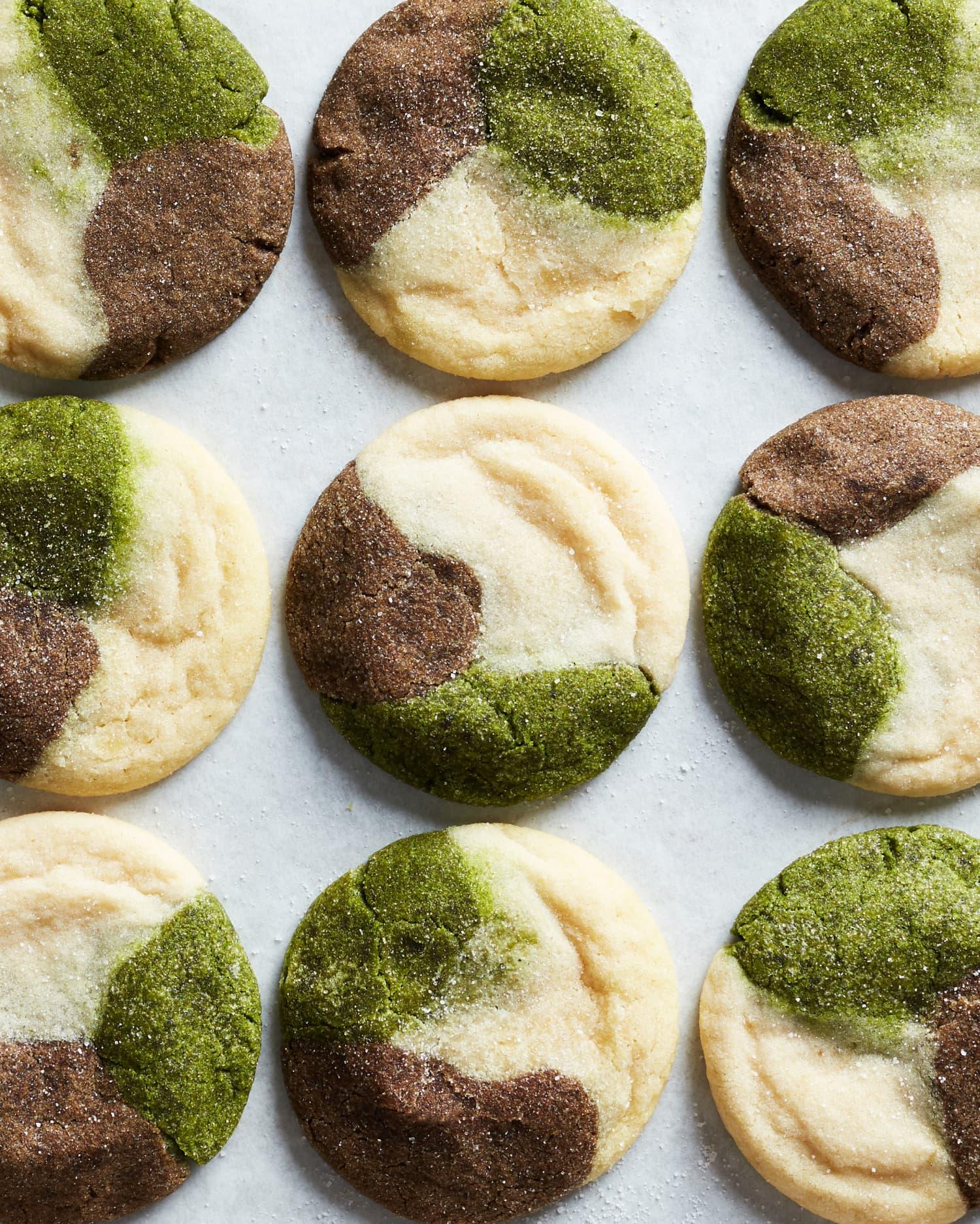 The Instagram-Famous Neapolitan Sugar Cookies Just Got Even Tastier