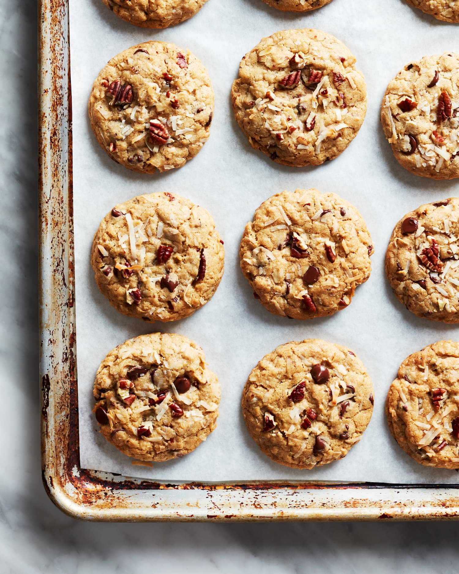 These Cowboy Cookies Are Big, Chewy, and Supremely Satisfying