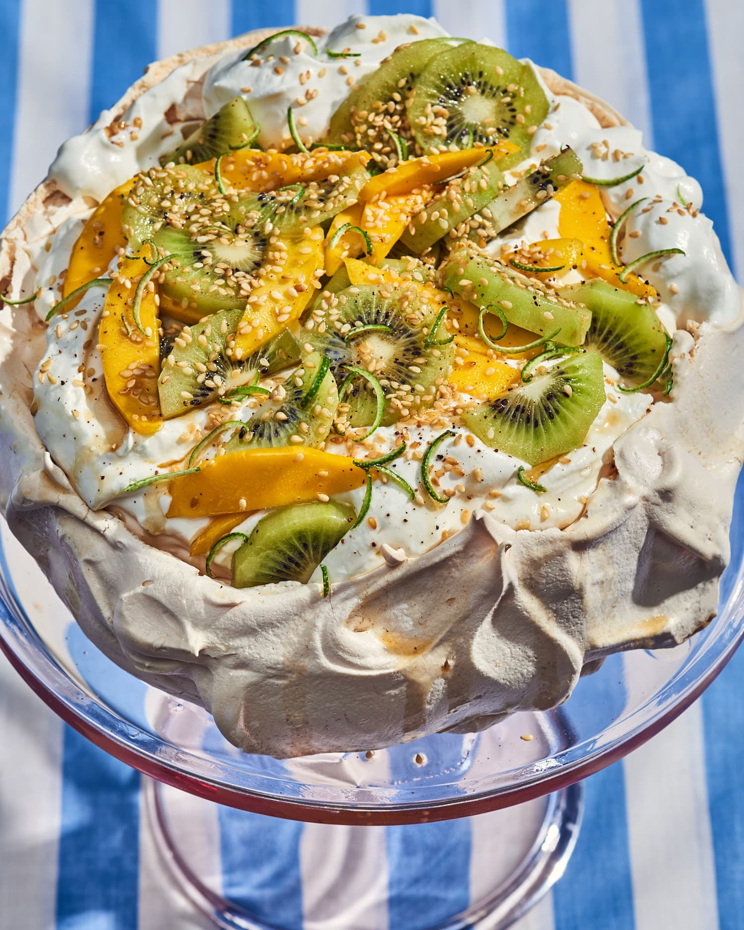 Pavlova Is the Perfect Dessert to Share with Friends for Pride This Year