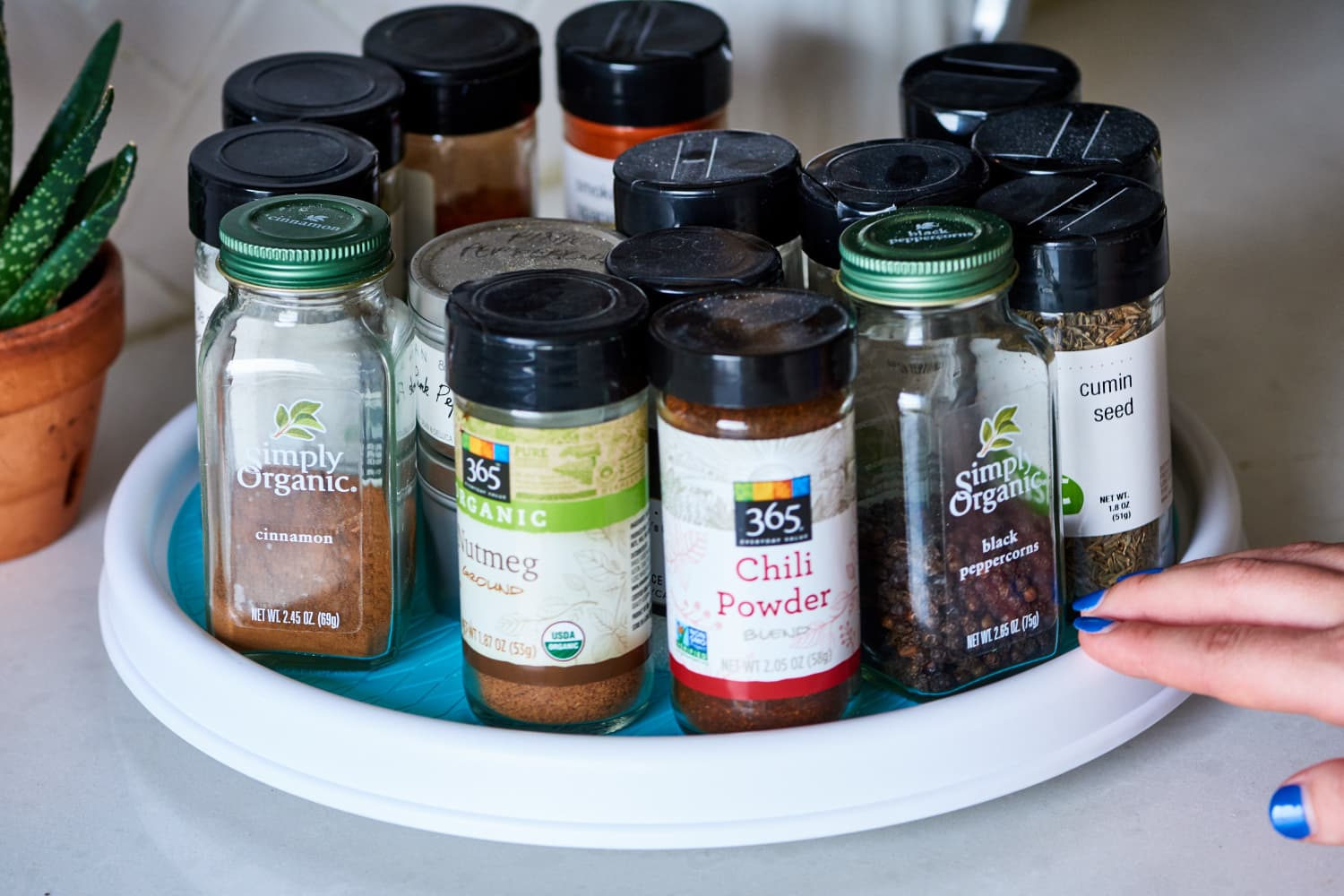 These Are Our Readers' All-Time Favorite Spice-Organizing Solutions