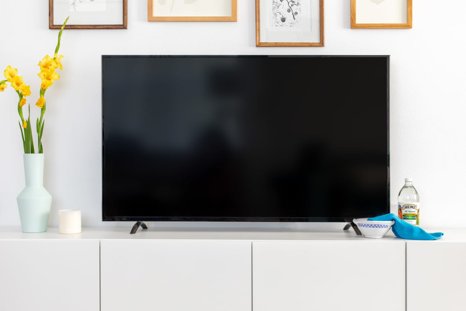 How To Clean Your TV Using Things You Already Have on Hand