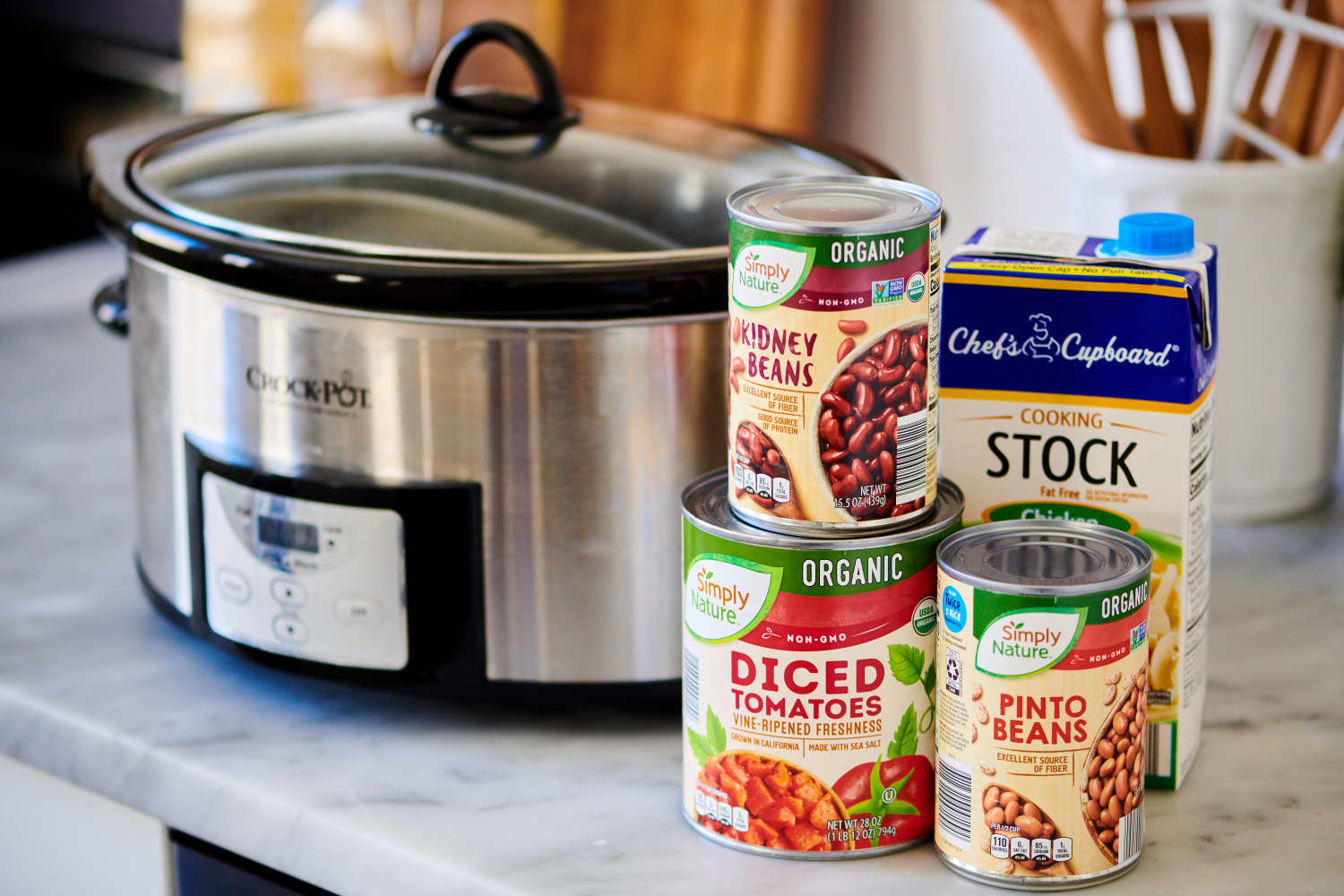 6 (Healthy!) Slow Cooker Staples You Should Pick up at Aldi