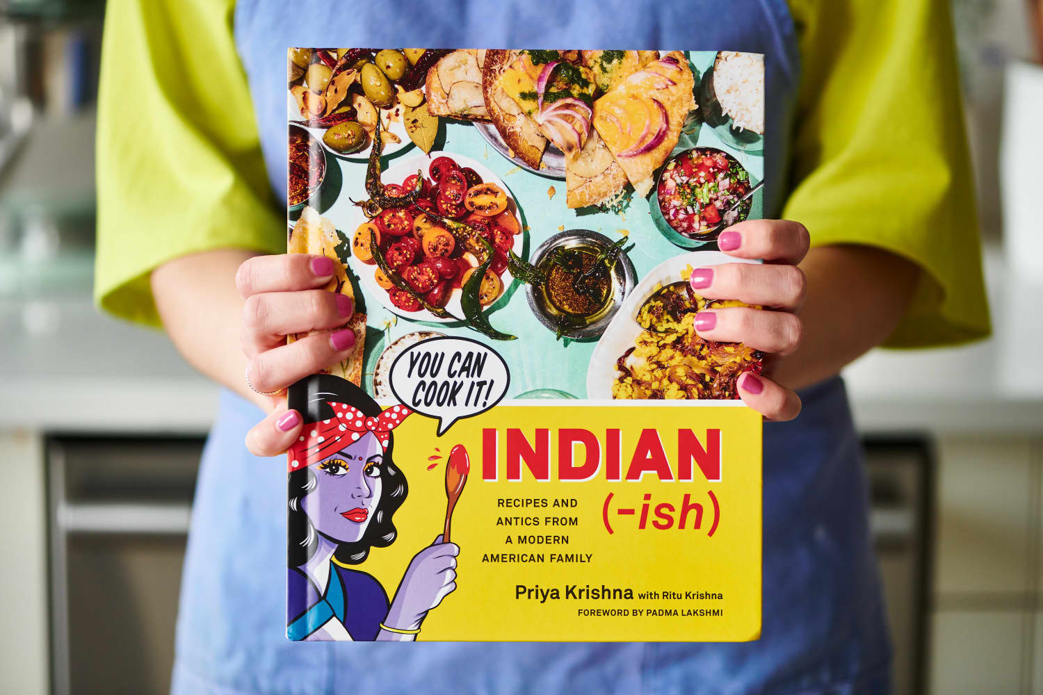 "Follow Along! Our October Pick for Kitchn's Cookbook Club Is ""Indian-ish"" by Priya Krishna"