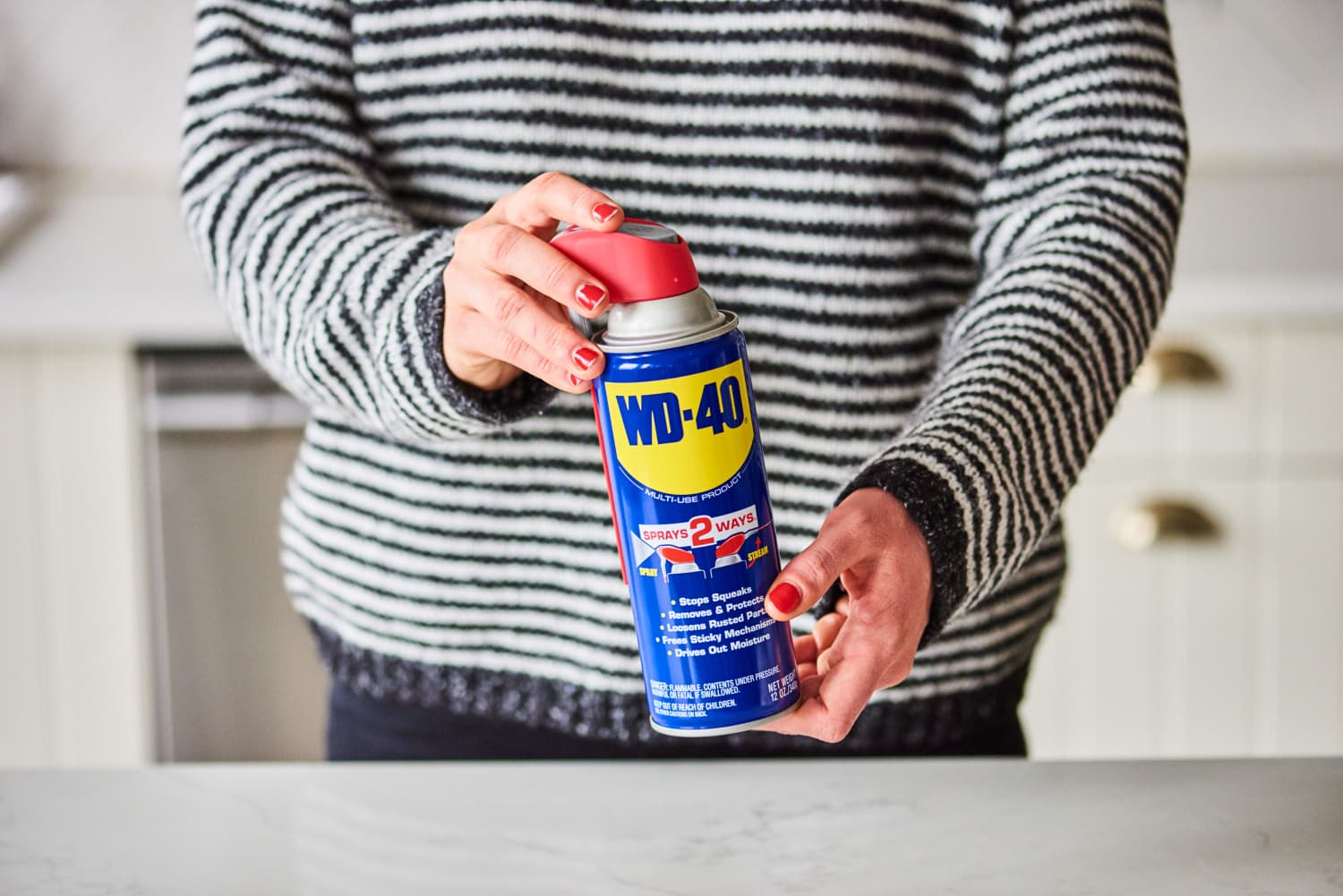 9 Surprising Uses for a Can of WD-40