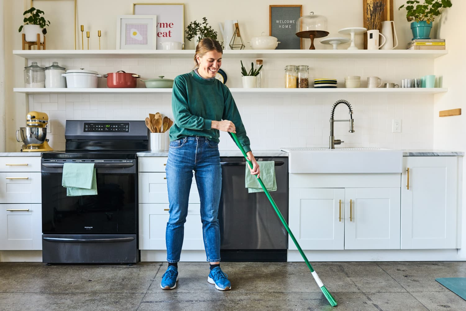 Yes, You Need to Clean Your Broom — Here's How to Do It
