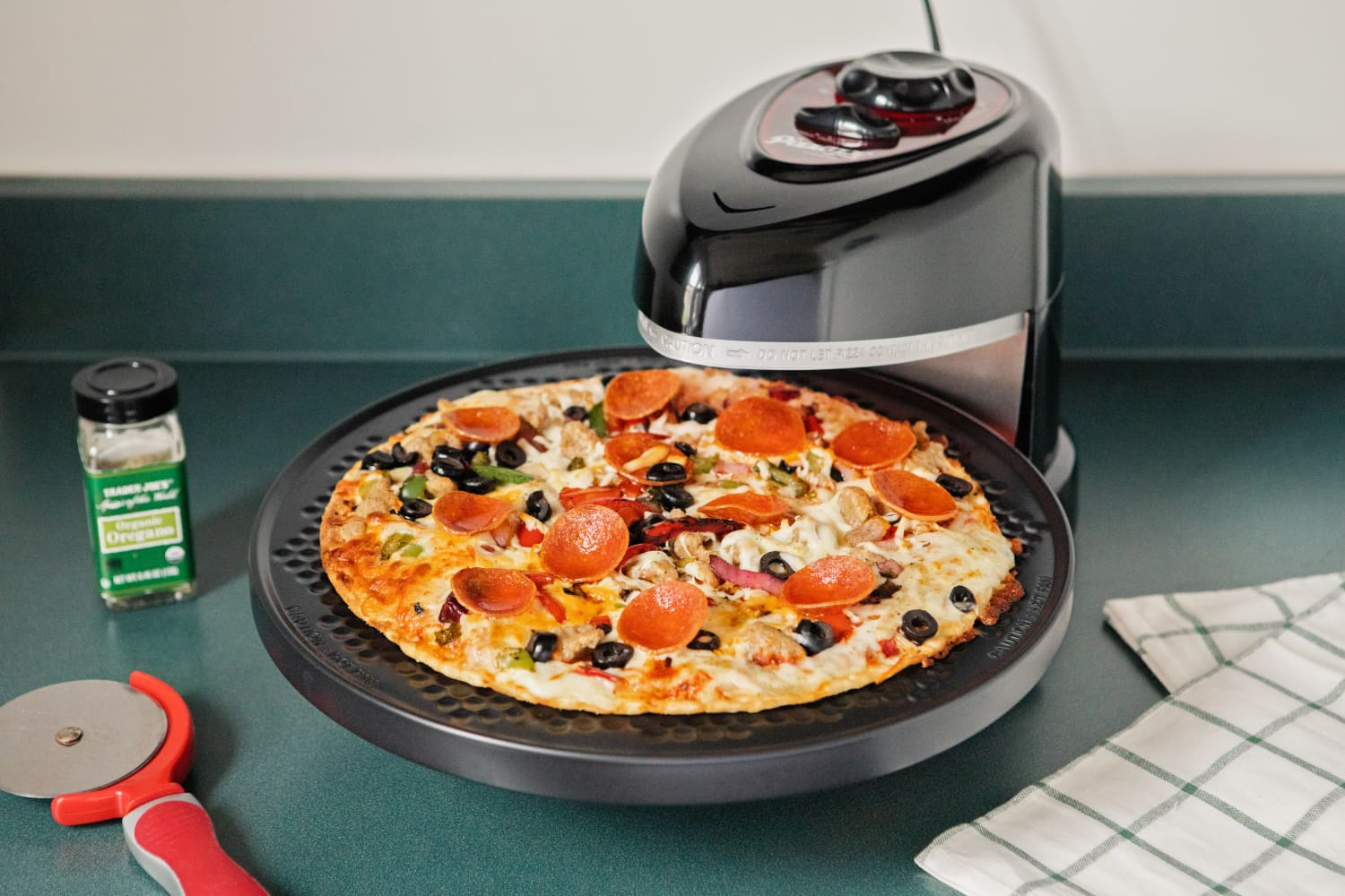 We Tried the $50 Pizza Oven That Amazon Shoppers Are Obsessed With